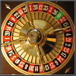 Roulette table best odds