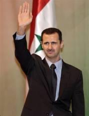 Bachar Al-assad, un dictateur syrien et monstre humain