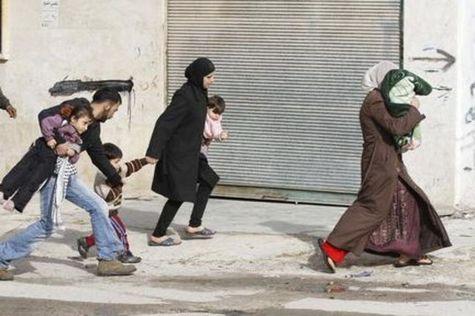 Les soldats syriens sont accusés de kidnapper femmes et enfants, et de violer des femmes avant de les tuer