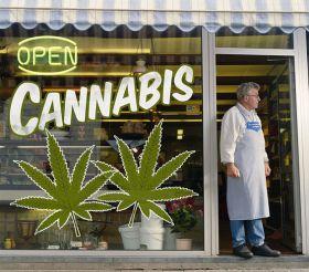 Cannabis Marijuana en vente au Colorado