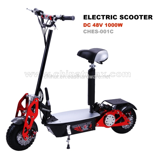 trottinette scooter lectrique 1000w esprit logique. Black Bedroom Furniture Sets. Home Design Ideas