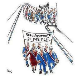 peuple et representants du peuple
