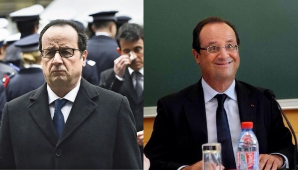 Francois Hollande et flanbie